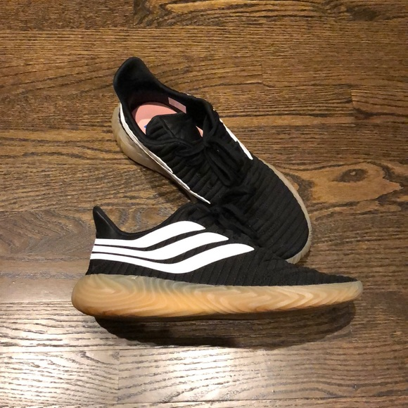 36f833b9e adidas Other - VNDS Adidas Sobakov shoes 9.5 black white